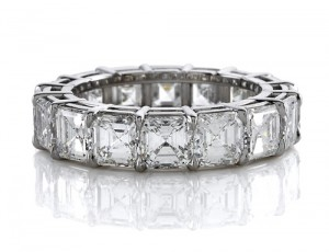 yoni diamond rings and eternity bands