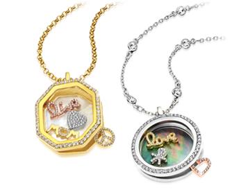 Valentineu0027s Day Jewelry Ideas. Lockets