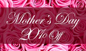 Silverman Mothers Day Sale