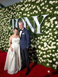 F Silverman Jewelry at the 2017 Tony Awards
