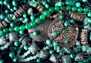 green jade jewelry